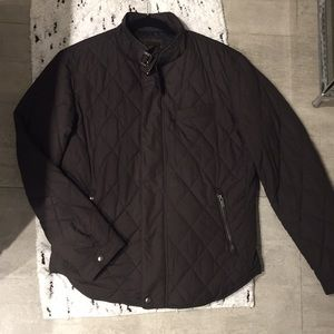 Massimo Dutti Quilted Puffer Jacket
